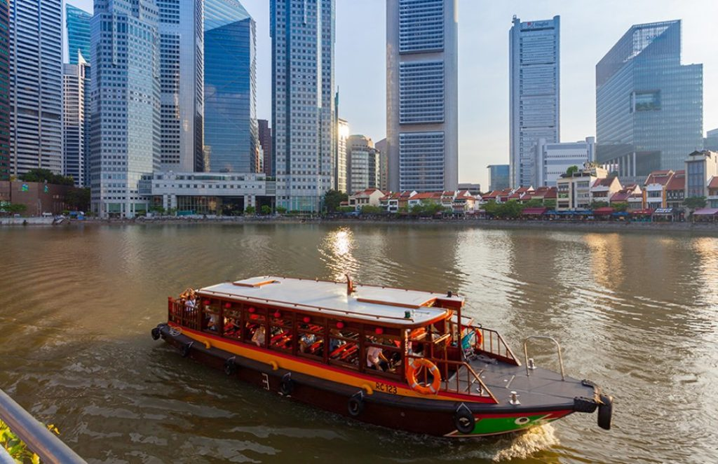 Riviere Singapore River