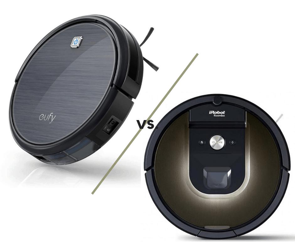 Eufy vs Roomba