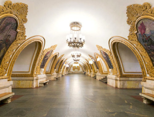 Choose the best metro tour: